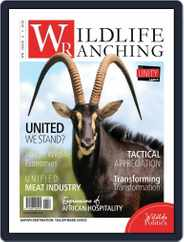 PRIVATE GAME | WILDLIFE RANCHING (Digital) Subscription August 1st, 2018 Issue