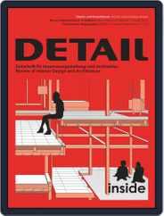 Detail (Digital) Subscription November 2nd, 2019 Issue