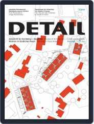 Detail (Digital) Subscription September 1st, 2019 Issue