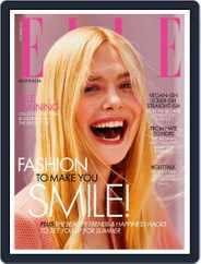 ELLE Australia (Digital) Subscription November 1st, 2019 Issue