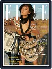 ELLE Australia (Digital) Subscription September 1st, 2019 Issue