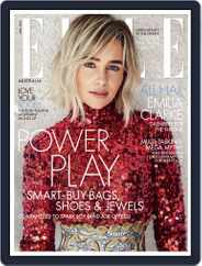 ELLE Australia (Digital) Subscription April 1st, 2019 Issue