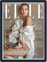 ELLE Australia (Digital) Subscription January 1st, 2019 Issue