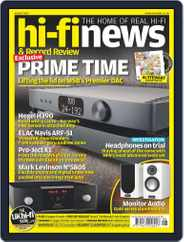 Hi Fi News (Digital) Subscription August 1st, 2019 Issue