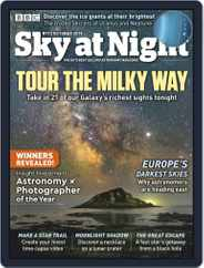BBC Sky at Night (Digital) Subscription September 19th, 2019 Issue