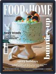 Food & Home Entertaining (Digital) Subscription April 1st, 2020 Issue