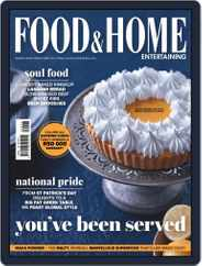 Food & Home Entertaining (Digital) Subscription March 1st, 2020 Issue