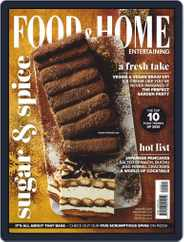 Food & Home Entertaining (Digital) Subscription January 1st, 2020 Issue
