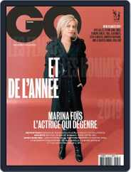 Gq France (Digital) Subscription December 1st, 2019 Issue