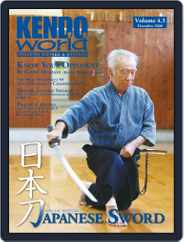 Kendo World (Digital) Subscription May 3rd, 2008 Issue