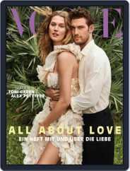 Vogue (D) (Digital) Subscription June 1st, 2020 Issue
