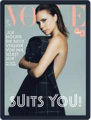 Vogue (D) (Digital) Subscription August 1st, 2019 Issue
