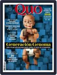 Quo (Digital) Subscription December 1st, 2018 Issue