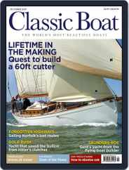 Classic Boat (Digital) Subscription October 1st, 2019 Issue