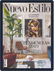 Nuevo Estilo (Digital) Subscription January 1st, 2019 Issue