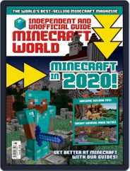 Minecraft World (Digital) Subscription April 1st, 2020 Issue
