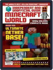 Minecraft World (Digital) Subscription March 1st, 2020 Issue