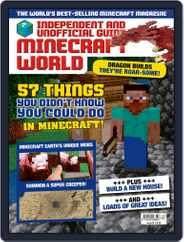 Minecraft World (Digital) Subscription February 20th, 2020 Issue