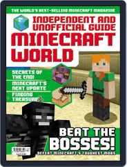 Minecraft World (Digital) Subscription December 1st, 2019 Issue