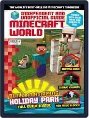 Minecraft World (Digital) Subscription November 1st, 2019 Issue