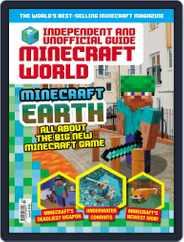 Minecraft World (Digital) Subscription September 1st, 2019 Issue
