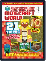 Minecraft World (Digital) Subscription August 1st, 2019 Issue