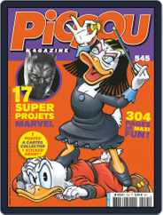 Picsou (digital) Subscription November 1st, 2019 Issue