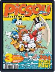 Picsou (digital) Subscription August 1st, 2019 Issue