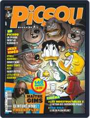 Picsou (digital) Subscription May 1st, 2018 Issue