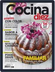 COCINA DIEZ (Digital) Subscription May 1st, 2020 Issue