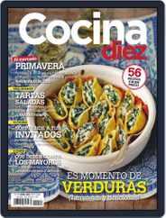 COCINA DIEZ (Digital) Subscription April 1st, 2020 Issue