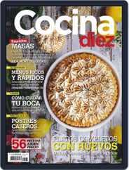 COCINA DIEZ (Digital) Subscription October 1st, 2019 Issue