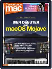 Compétence Mac (Digital) Subscription November 1st, 2018 Issue