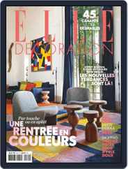Elle Décoration France (Digital) Subscription September 1st, 2019 Issue