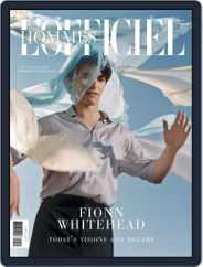 L'Officiel Hommes Italia (Digital) Subscription March 25th, 2019 Issue