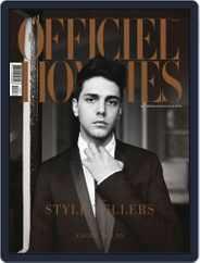 L'Officiel Hommes Italia (Digital) Subscription January 23rd, 2015 Issue