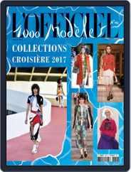 L'Officiel 1000 modèles - L'Intégrale Magazine (Digital) Subscription September 14th, 2016 Issue