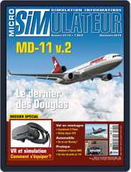 Micro Simulateur (Digital) Subscription December 1st, 2019 Issue