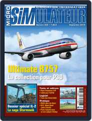 Micro Simulateur (Digital) Subscription September 1st, 2019 Issue