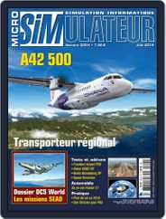 Micro Simulateur (Digital) Subscription June 1st, 2019 Issue