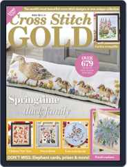 Cross Stitch Gold (Digital) Subscription January 1st, 2020 Issue