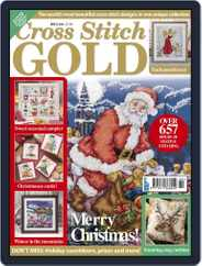 Cross Stitch Gold (Digital) Subscription November 1st, 2019 Issue