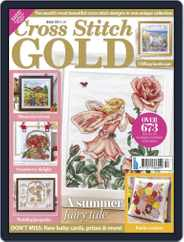 Cross Stitch Gold (Digital) Subscription July 1st, 2019 Issue
