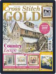 Cross Stitch Gold (Digital) Subscription November 26th, 2018 Issue