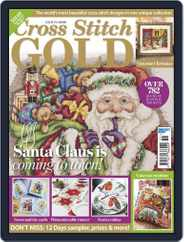 Cross Stitch Gold (Digital) Subscription November 1st, 2018 Issue