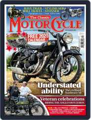 The Classic MotorCycle (Digital) Subscription December 1st, 2019 Issue