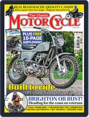 The Classic MotorCycle (Digital) Subscription June 1st, 2019 Issue