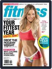 Fitness SA Magazine (Digital) Subscription January 1st, 2017 Issue