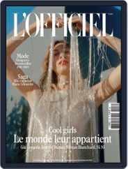 L'officiel Paris (Digital) Subscription September 1st, 2018 Issue