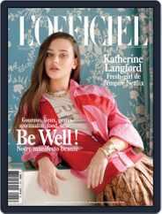 L'officiel Paris (Digital) Subscription June 1st, 2018 Issue